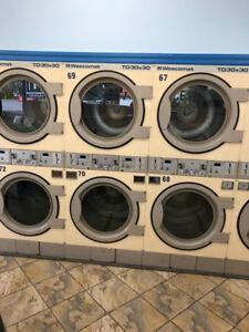 Wascomat TD30X30 Coin Dryers