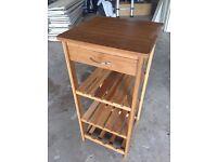 Drawer Shelf Unit