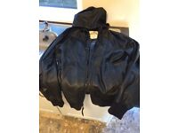 Holister Leather Jacket