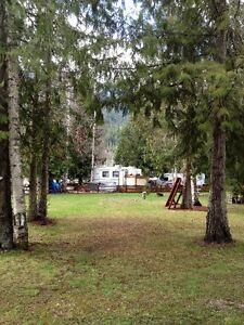 Seasonal RV Site Rental