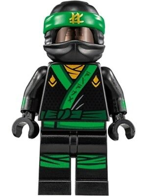 Lego The Lego Ninjago Movie Green Ninja Suit njo339 (From 70620) Figurine New - Green Ninja Suit