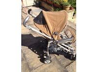 Mamas & Papas Baby Travel system & extras. Excellent condition