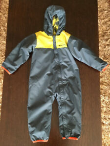 One Piece Columbia Snowsuit for Toddler - Great Condition!