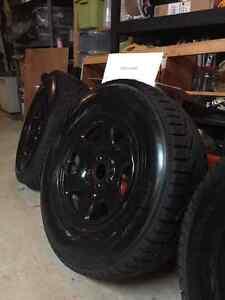 Winter tires Nokian Hakkapelitta R2 SUV 2015 235/70R16 West Island Greater Montréal image 6