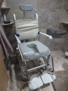 Bathroom Commode and Shower Seats