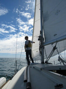 22ft quality Abbott Sailboat for sale