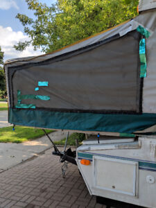 Need canvas & other parts for Starcraft 1996 tent trailer