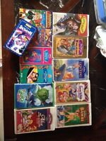 Disney & other VHS movies