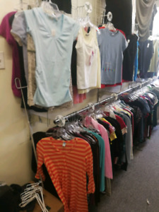 Gently used maternity clothes sale!