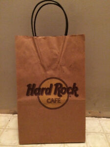Gift Bags - Hard Rock Cafe