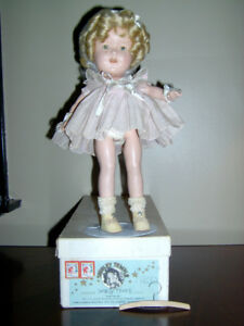 Shirley Temple Doll from 1930s