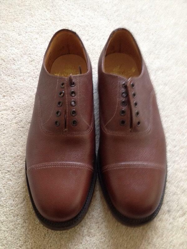 us Army Shoes Brand Army Officers Brown Shoes