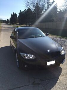 2011 BMW 335i Xdrive Coupe- 6 Speed MANUAL, Like Brandnew 55KM!!