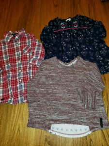 Vêtements fille taille 2