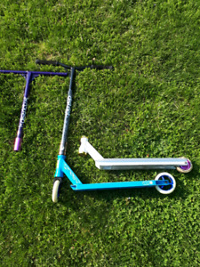 Scooter and parts $200