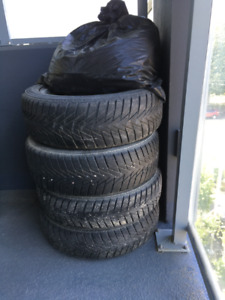 smart car rims and tires