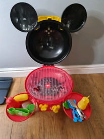 Mickey mouse bbq