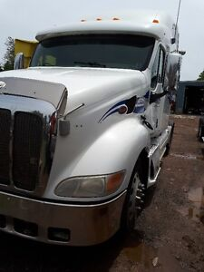 parting out 2007 386 peterbilt
