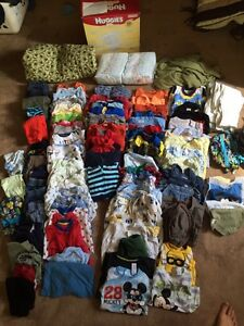 Baby boys clothing lot