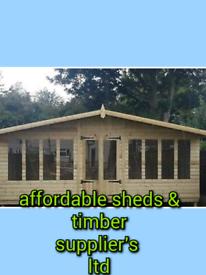 20x10 summer house