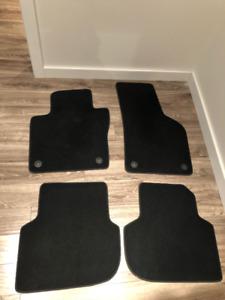 2014 VW Jetta Highline original carpet floor mats