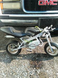 Pocket bike 49cc model Yamaha