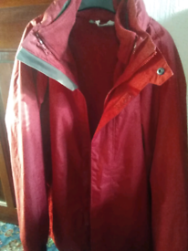 Hi gear jacket size 16