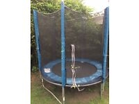 6ft Plum trampoline