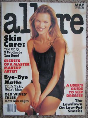 Allure 1994 Kate Moss Herb Ritts Beri Smither Elizabeth Perkins Katherine Heigl