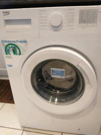 Beko washing machine in good condition