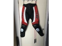 Rst motorcycle leather pants