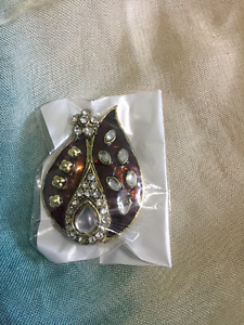 Brand New Saree Pin / Brooche $3.00