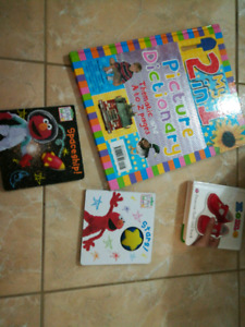 """Stage 1 """"my first books"""""""