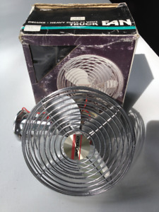 24 VOLT  Cab Dash Fan