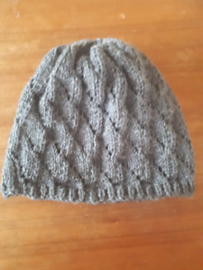 HAND KNITTED WINTER HATS - $5 each