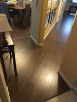 Get Your Floor Installed Today! Free Quotes!