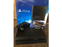 PS4 IMMACULATE CONDITION BOXED 3 GAMES MORE OR LESS BRAND NEW