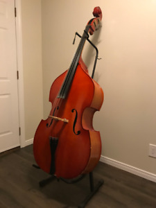 1/2 Sized Double Bass (Pre-owned)
