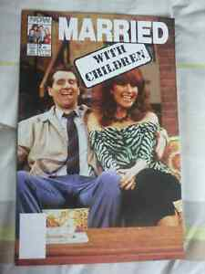 MARRIED WITH CHILDREN, VOL 1, #1-5, 1990 West Island Greater Montréal image 2