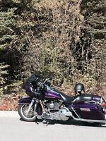 Super Harley  Davidson Road Glide Spécial