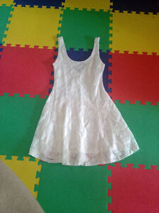 White Lace Summer Dress - Brand New with labels
