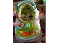 Excellent condition toys r us baby walker