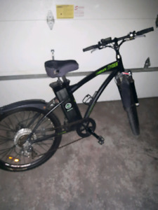 "26"" Men's Electric Bicycle 48v 500w 10ah"