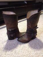 Steve Madden Freebird boots size 8
