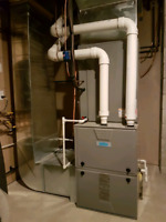 Furnace start up, cleaning, service or replacement