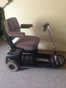 Pacesaver Plus Mobility Scooter
