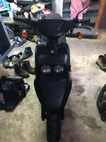 Scooter Yamaha BWS'R