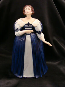 "Franklin Mint 1984 HENRIETTA ""The Pavane"" FIGURINE Peterborough Peterborough Area image 1"