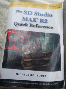 BOOK: The 3D Studio MAX R2 Quick Reference