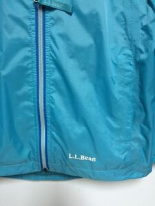 L.L. Bean blue jacket youth size 8 hood London Ontario image 2